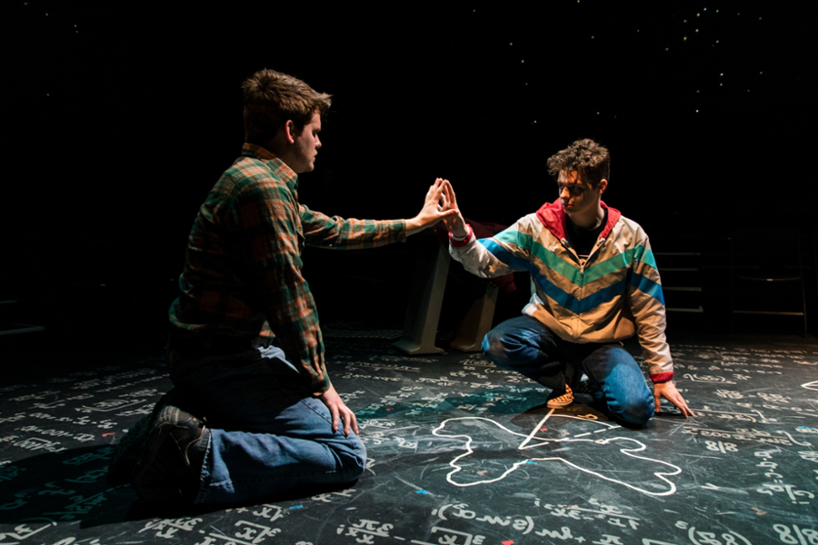 Curious Incident Production Photo