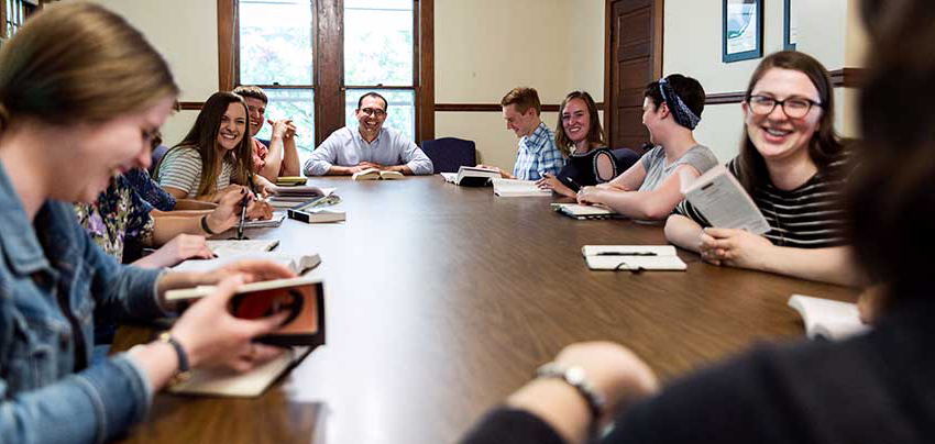 George Fox's philosophy major gives you a Christian perspective in the discipline.